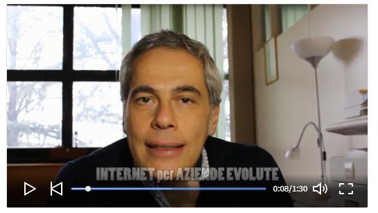 Un nuovo Slogan – Internet per Aziende Evolute