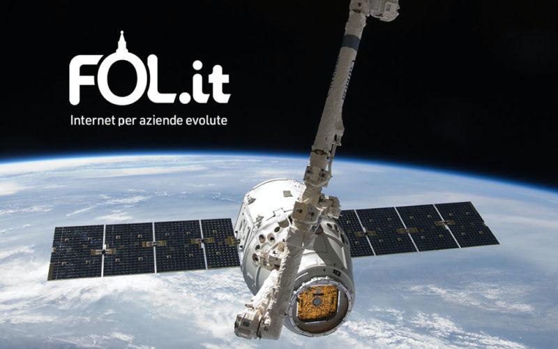 Come funziona Internet nello spazio?